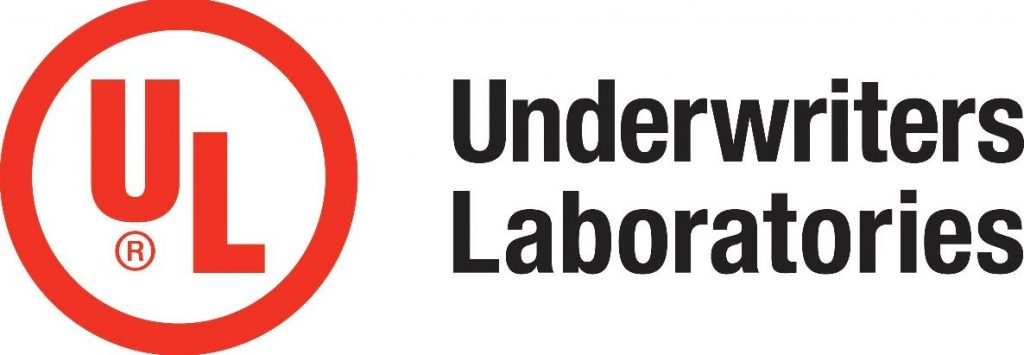 UL - Underwriters laboratories